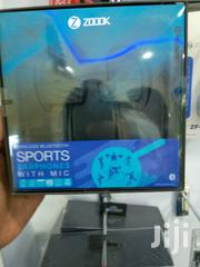 ZOOK Wireless Bluetooth Sports Earphones With MIC | Headphones for sale in Nairobi, Nairobi Central