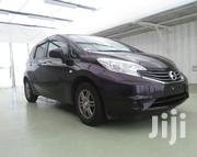 Nissan Note 2013 Purple | Cars for sale in Mombasa, Tudor