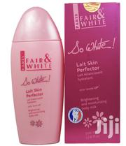 Fair And White So White Lait Perfector Lotion   Skin Care for sale in Nairobi, Nairobi Central