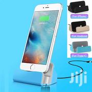 Fast Charger for iPhone ,Dock Sync Station With Anti Slip Base   Accessories for Mobile Phones & Tablets for sale in Nairobi, Nairobi Central