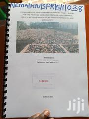 Environmental Impact Assessment Study Reports | Legal Services for sale in Kitui, Migwani