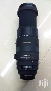 Canon ( Sigma ) Lens 120 - 400 Mm | Photo & Video Cameras for sale in Nairobi, Nairobi Central