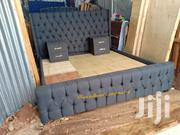 Buttoned Bed   Furniture for sale in Nairobi, Roysambu