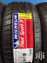 205/55 R16 Michelin Pilot Sport3 Tyre | Vehicle Parts & Accessories for sale in Nairobi, Nairobi Central