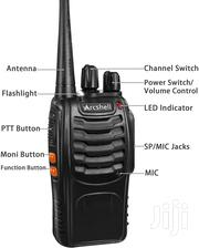 Rechargeable Long Range Two-way Radios Wt Earpiece Walkie Talkie | Audio & Music Equipment for sale in Nairobi, Kilimani