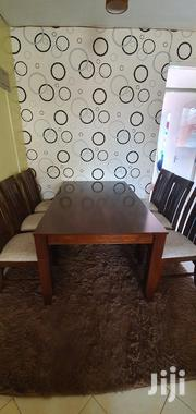 Slightly Used High End 6seater Dining Table | Furniture for sale in Nairobi, Mugumo-Ini (Langata)