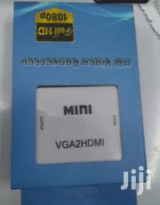 Vga To Hdmi Connectors White With Power   Computer Hardware for sale in Nairobi, Nairobi Central