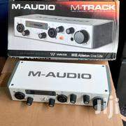 M Audio Mtrack Studio Soundcard | Audio & Music Equipment for sale in Nairobi, Nairobi Central
