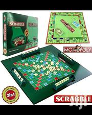 2 In 1 Monopoly And Scrabble Game Set | Toys for sale in Nairobi, Nairobi Central