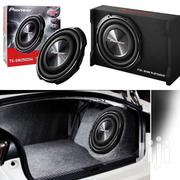 PIONEER TS-SW2502S4 SHALLOW MOUNT SUBWOOFER | Vehicle Parts & Accessories for sale in Nairobi, Nairobi Central