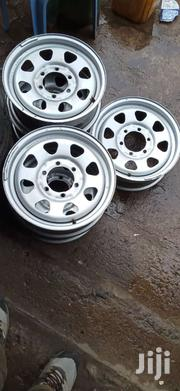 Pajero Ordinary Rims Size 16 | Vehicle Parts & Accessories for sale in Nairobi, Nairobi Central