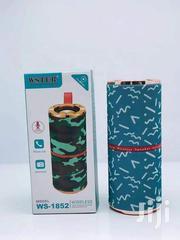 Original WSTER WS-1852 Bluetooth Wireless Speaker | Audio & Music Equipment for sale in Nairobi, Umoja II