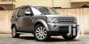 Land Rover Discovery 4 2012 Base Gray | Cars for sale in Nairobi, Kilimani