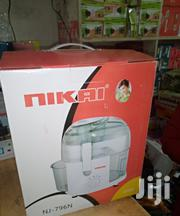 New Nikai Electric Juicer | Kitchen Appliances for sale in Nairobi, Nairobi Central