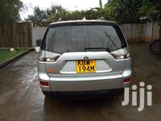 Mitsubishi Outlander 2007 Silver | Cars for sale in Kajiado, Ongata Rongai