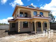 An Elegant 4 Bedroom Master Ensuite Maisonette With A Study Room | Houses & Apartments For Sale for sale in Kajiado, Ongata Rongai