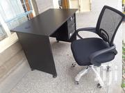 Office Desk 1meter + Chair | Furniture for sale in Nairobi, Nairobi West