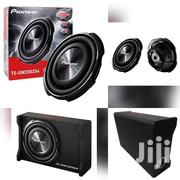 PIONEER TS-SW2502S4 1200W SHALLOW MOUNT SUBWOOFER ENCLOSURE BASS | Vehicle Parts & Accessories for sale in Nairobi, Nairobi Central
