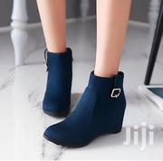 Wedge Suede Boots | Shoes for sale in Nairobi, Nairobi Central