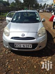 Nissan March 2011 Silver | Cars for sale in Nairobi, Waithaka