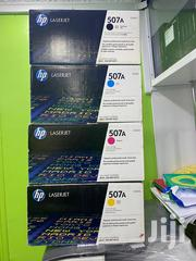 HP 507 CE400A CE401A CE402A CE403A Laserjet Printer Toner Cartridges   Accessories & Supplies for Electronics for sale in Nairobi, Nairobi Central