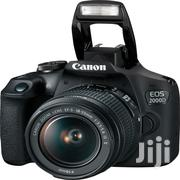 CANON EOS 2000D 24.1 MP Wi-Fi With 18-55 Lens Is Ii | Photo & Video Cameras for sale in Nairobi, Nairobi Central