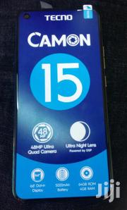 New Tecno Camon 15 64 GB | Mobile Phones for sale in Nairobi, Nairobi Central