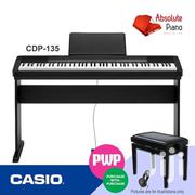 New Casio Cdp 135 Pianos With Stand | Musical Instruments & Gear for sale in Nairobi, Imara Daima