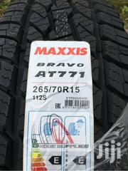265/70r15 Brand New Maxxis Tyres Tubeless A/T   Vehicle Parts & Accessories for sale in Nairobi, Nairobi Central