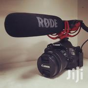 Canon 100d + Rode Mic + 16gb Card + Bag + Capture Card + Tripod Stand | Accessories & Supplies for Electronics for sale in Nairobi, Nairobi Central