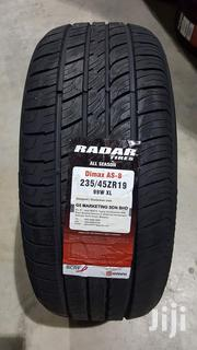 235/45zr19 Radar Tyres Is Made in Thailand | Vehicle Parts & Accessories for sale in Nairobi, Nairobi Central