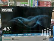 "Vision Plus 43"" Smart Anroid 