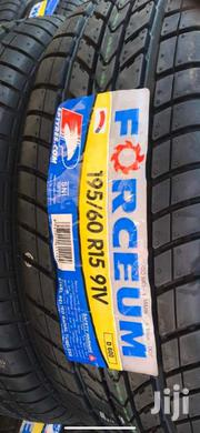 195/60r15 Forceum Tyre's Is Made in Indonesia | Vehicle Parts & Accessories for sale in Nairobi, Nairobi Central