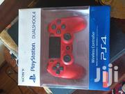 Ps4 Controller (Red) | Accessories & Supplies for Electronics for sale in Nairobi, Parklands/Highridge