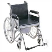 Standard Commode Wheel Chair | Medical Equipment for sale in Nairobi, Nairobi Central