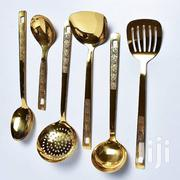 Gold Serving Spoons | Kitchen & Dining for sale in Nairobi, Westlands