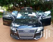 Audi A4 2012 Black | Cars for sale in Kiambu, Township E