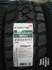31/10.50r15lt Kumho Tyres Is Made in Korea   Vehicle Parts & Accessories for sale in Nairobi, Nairobi Central