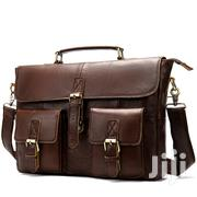 Genuine Leather Shoulder Bag - Coffee | Bags for sale in Nairobi, Nairobi Central