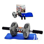 Power Stretch Abs Double Wheel Roller | Sports Equipment for sale in Nairobi, Nairobi Central