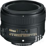Nikon AF-S Nikkor 50mm F/1.8g Lens | Accessories & Supplies for Electronics for sale in Nairobi, Nairobi Central