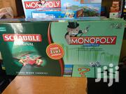 Scrabble and Monopoly Game | Books & Games for sale in Nairobi, Nairobi Central