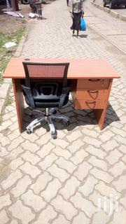 Office Desk 4 By 2 Ft And Meshed Office Chair For Study | Children's Furniture for sale in Nairobi, Nairobi Central