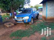 Nissan DoubleCab 2003 Blue   Cars for sale in Kitui, Mutomo