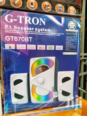G-tron GT-670BT Sub Woofer | Audio & Music Equipment for sale in Kisii, Kisii Central