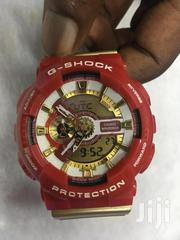 Unique Red Gshock Quality Timepiece | Watches for sale in Nairobi, Nairobi Central