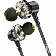 Awei Z1 Vacuum Earphones Headphones With Microphone And Answer Button | Headphones for sale in Nairobi, Nairobi Central