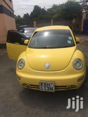 Volkswagen Beetle 2002 Yellow | Cars for sale in Kajiado, Ongata Rongai