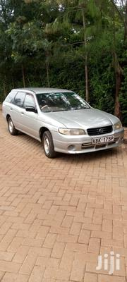 Nissan E20 2002 Silver | Cars for sale in Kiambu, Township E