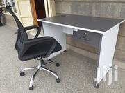 Desk 1meter+Chair Ksh. 11,950 With Free Delivery | Furniture for sale in Nairobi, Nairobi West